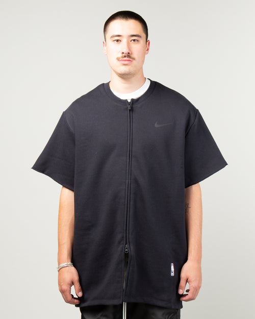 Fear of God Warm Up Top Black 1