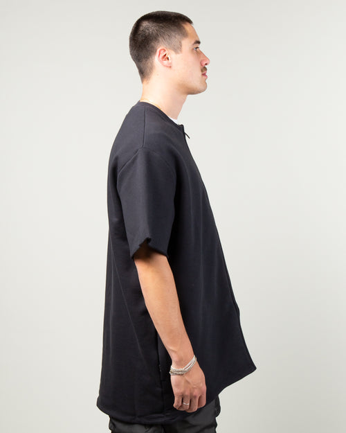 Fear of God Warm Up Top Black 2