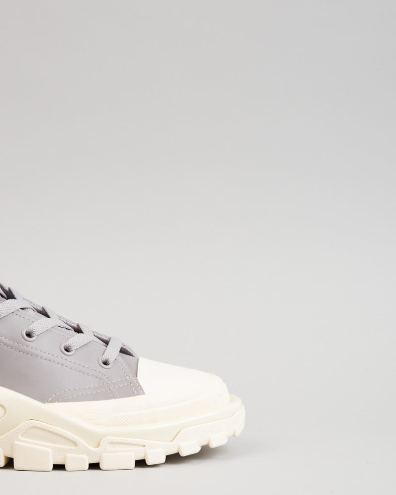 Raf Simons Detroit High Silver