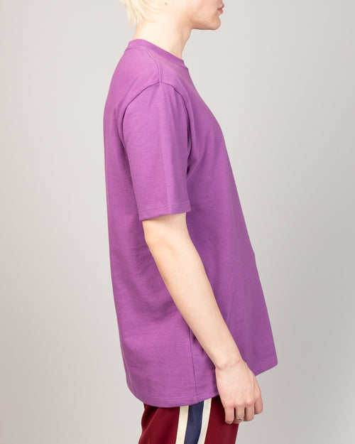 SS Logo Tee Purple Tape 2