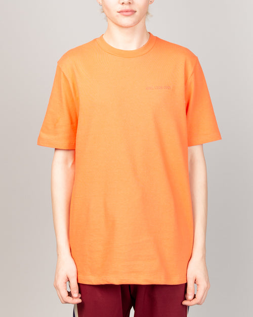 SS Logo Tee Infrared 1