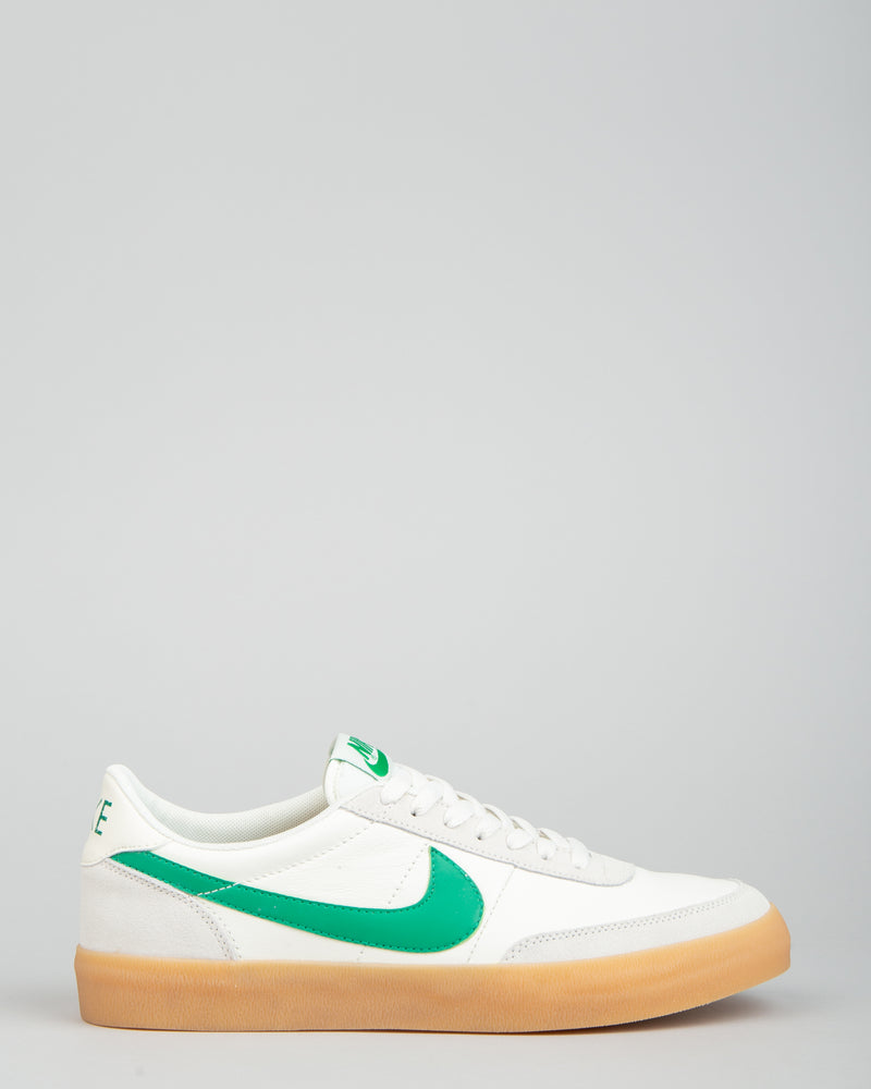 Killshot 2 Leather Sail/Lucid Green