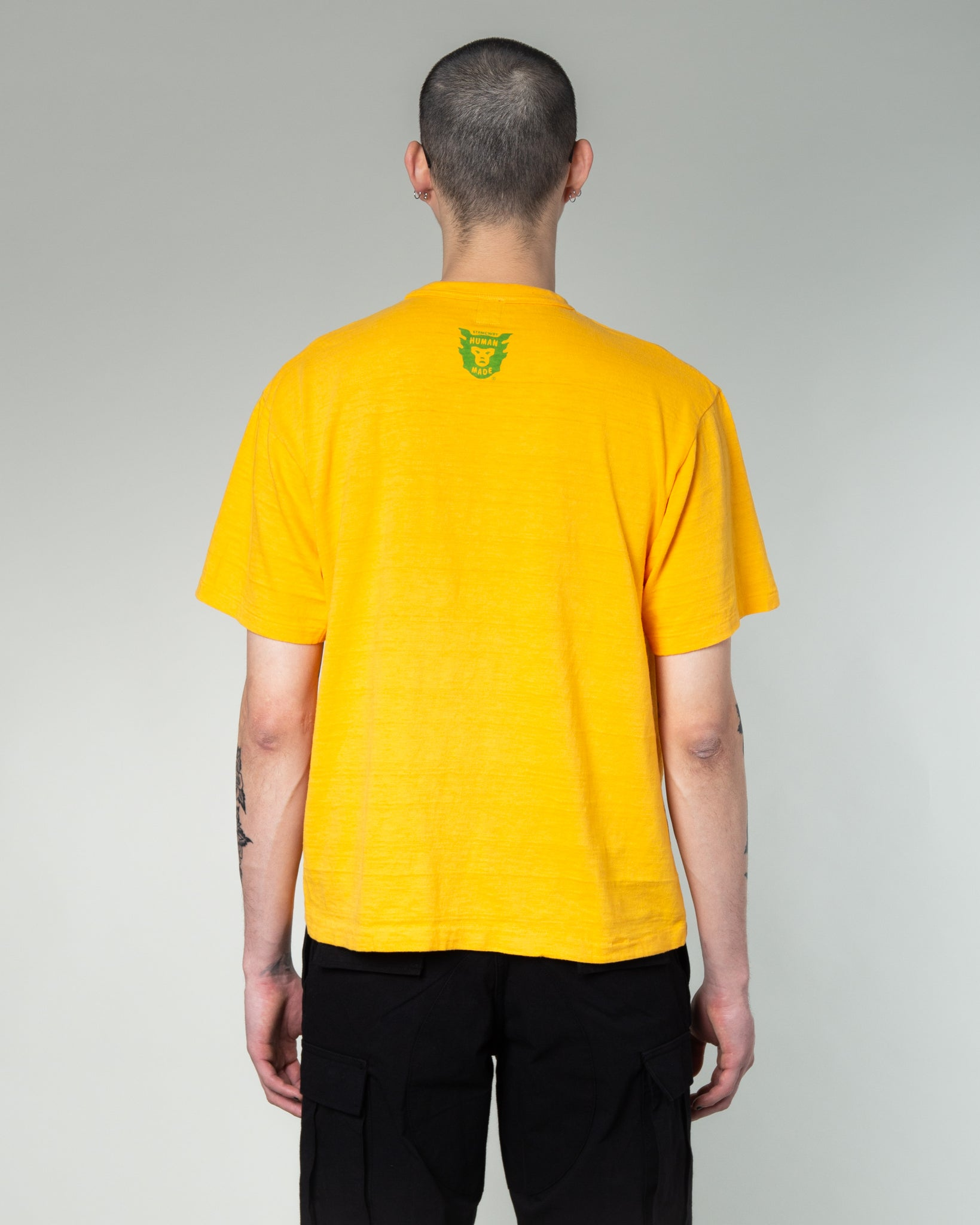Color T-Shirt #2 Yellow