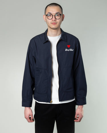 Drizzler Jacket Navy 1