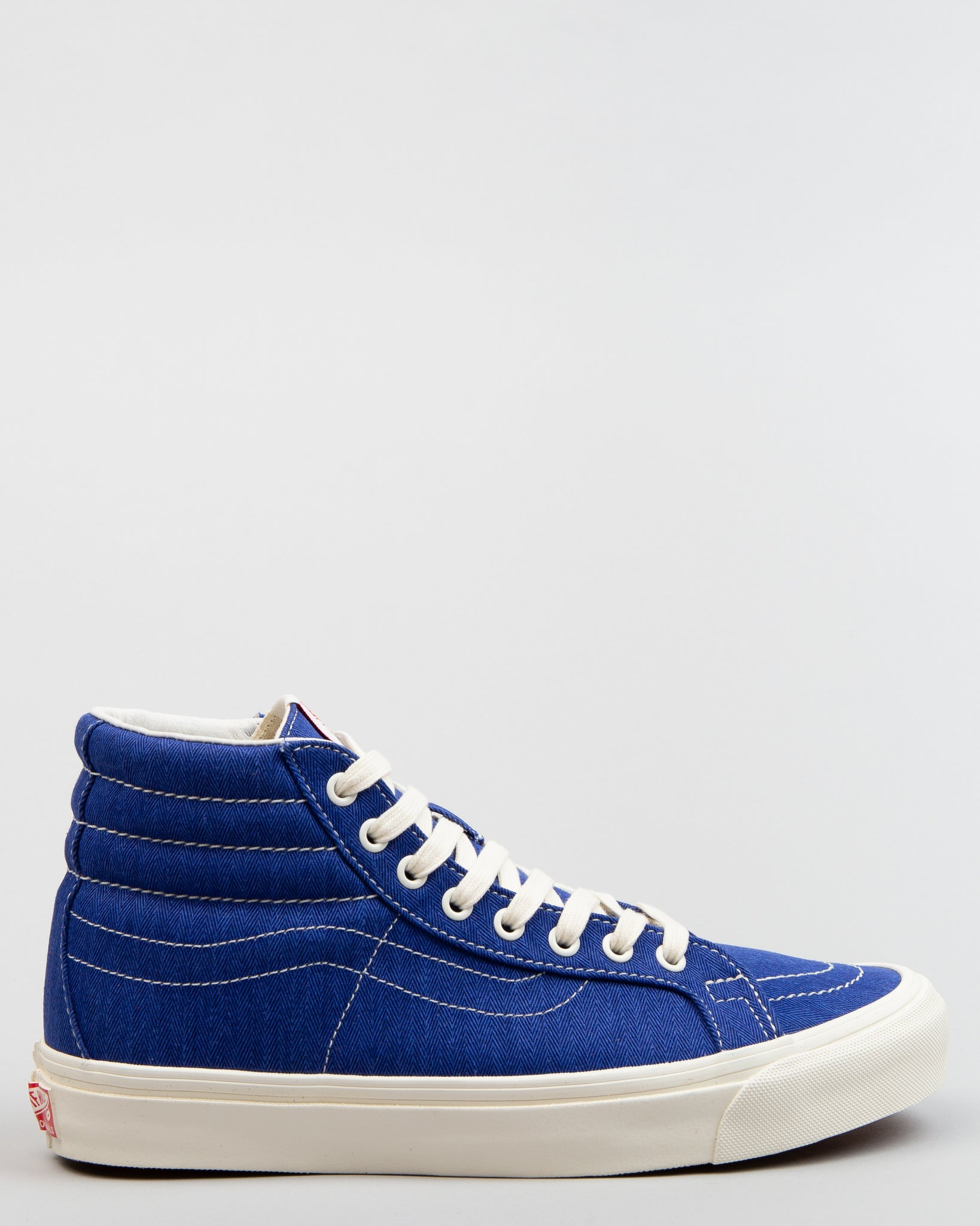 OG SK8-HI LX (Herringbone Canvas) French Blue