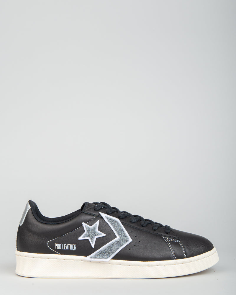 1980 Pro Leather Ox Black/Silver