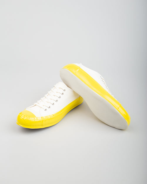 Spingle Move Craft Tape Shoe Off-White/Yellow 2