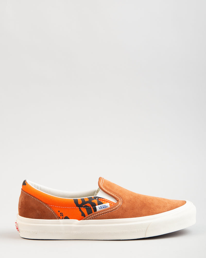 Modernica OG Classic Slip-On LX Leather Brown/Hawaiian