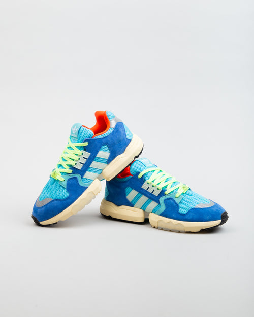 ZX Torsion Bright Cyan/Linen Green/Blue 2
