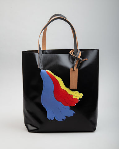 Graphic Shopping Bag