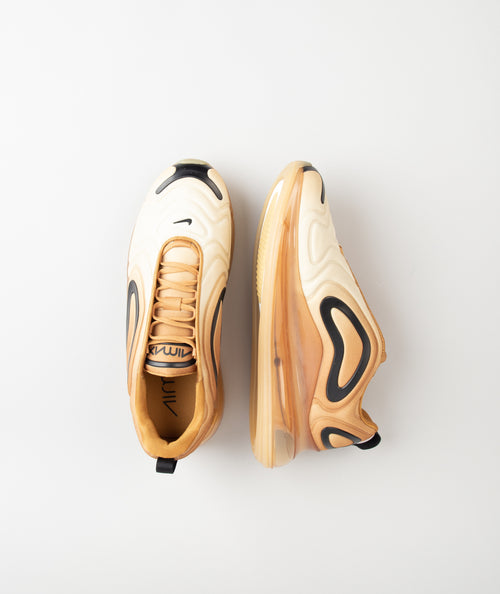 Air Max 720 Wheat/Black/Club Gold 2