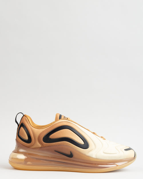 Air Max 720 Wheat/Black/Club Gold 1