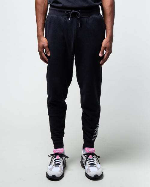 Essentials Jogger Black 1