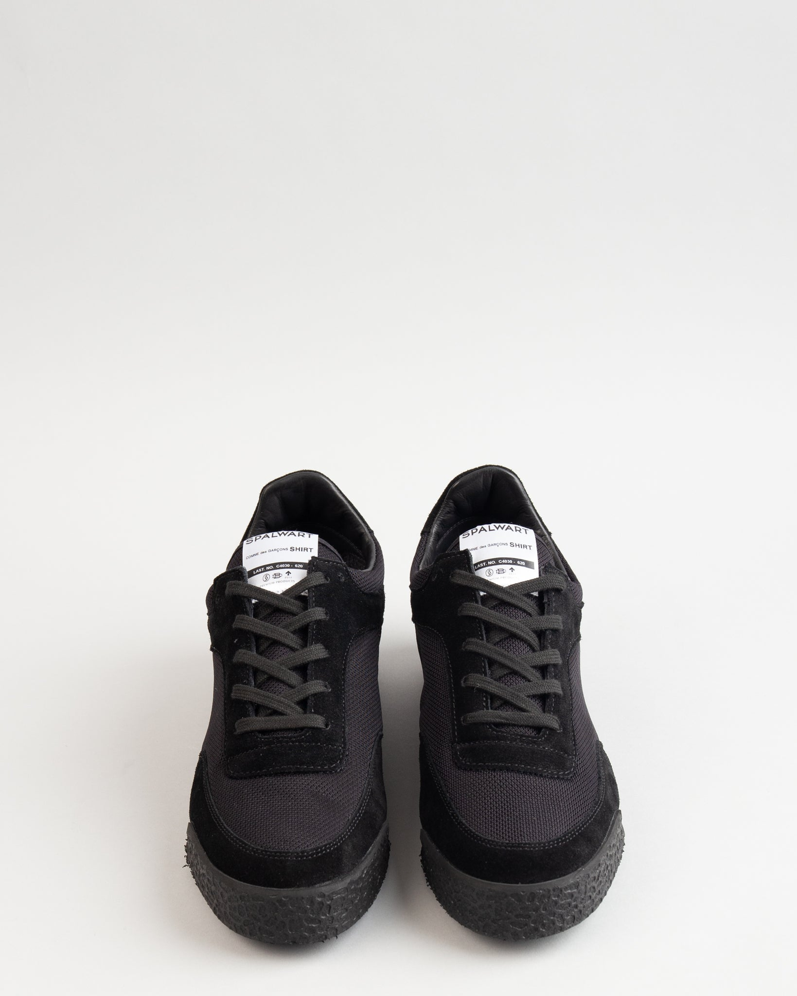 Comme des Garcons SHIRT Pitch Low Black