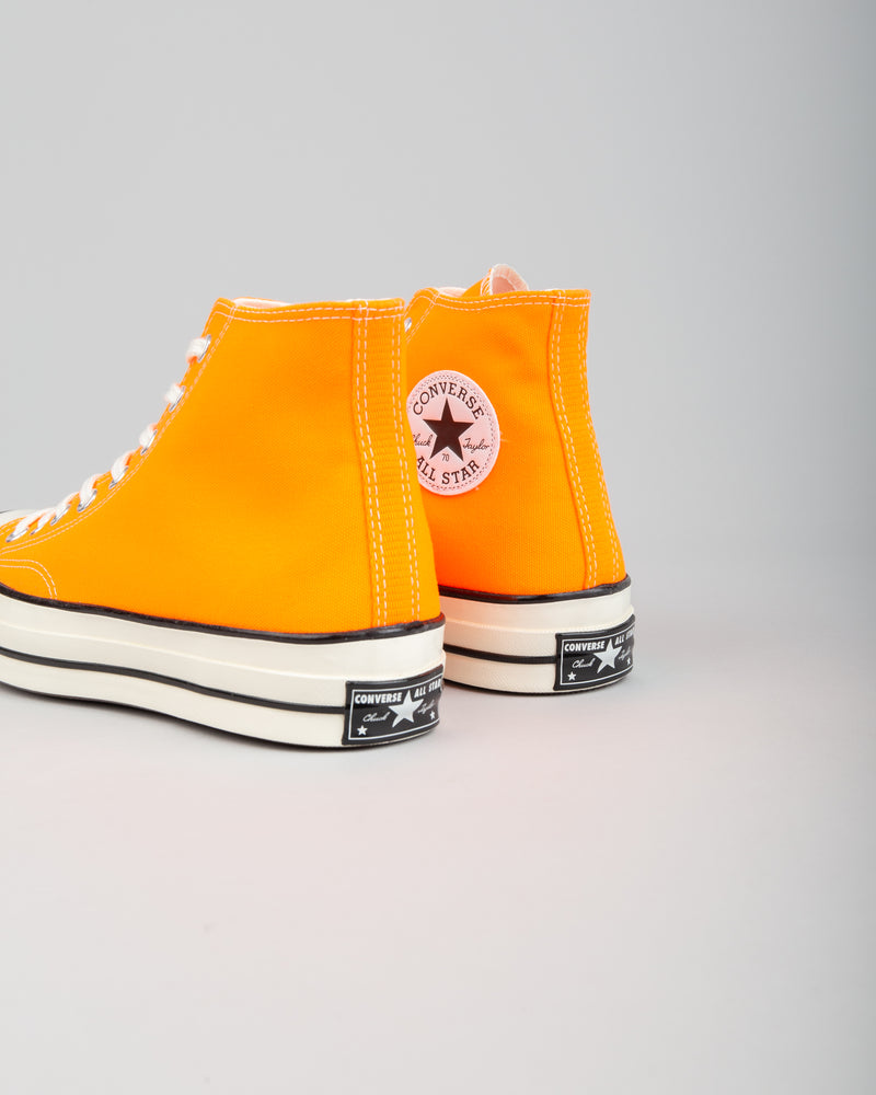 Chuck 70 HI Total Orange/Egret
