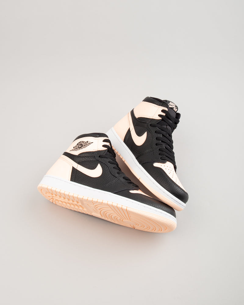 d24f154633ea Air Jordan 1 Retro High OG Black Crimson Tint White Hyper Pink – LIKELIHOOD