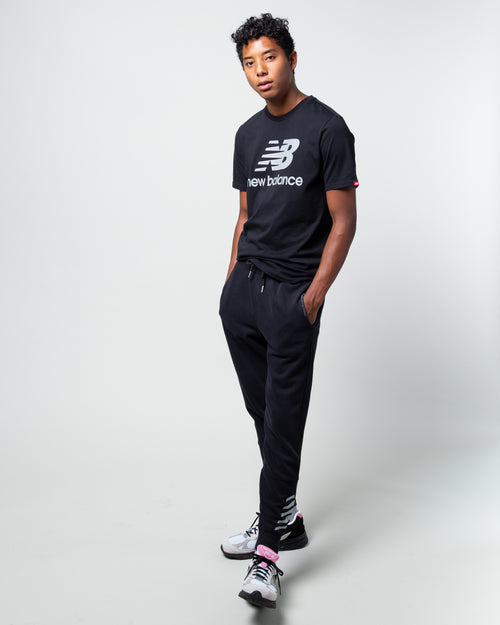 Essentials Jogger Black 2