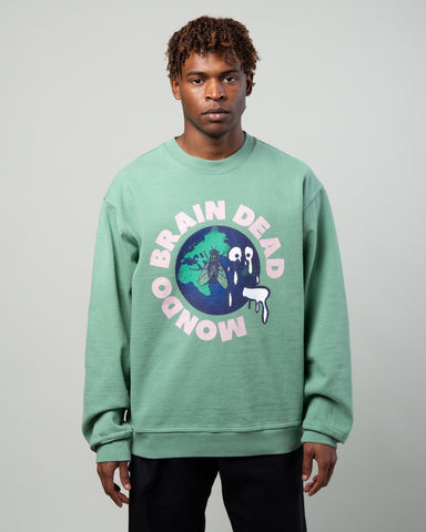 Mondo Crewneck Putty