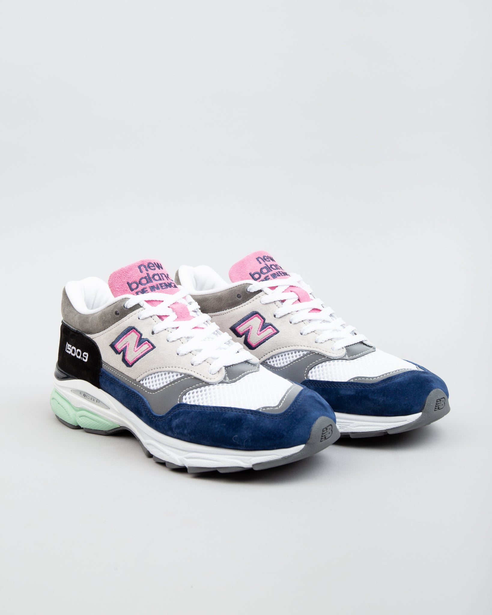 M15009FR White/Navy/Black