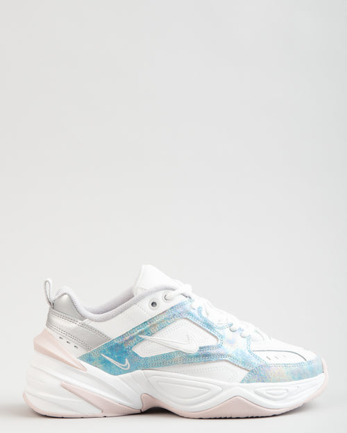 W M2K Tekno Summit White/Summit White/Barely Rose 1