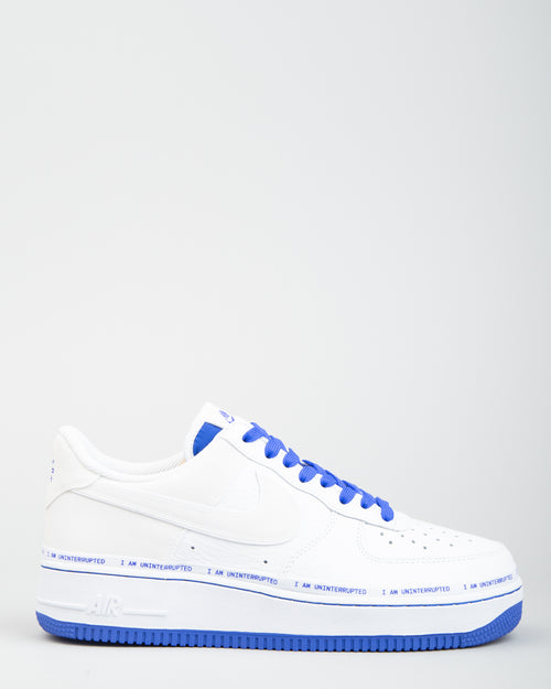 Air Force 1 '07 MTAA QS White/Black/Racer Blue 1