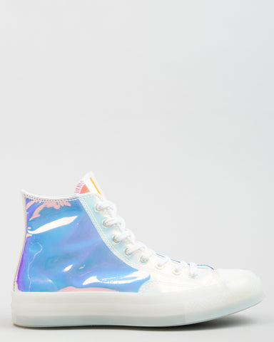 Chuck 70 HI White/Iridescent/White