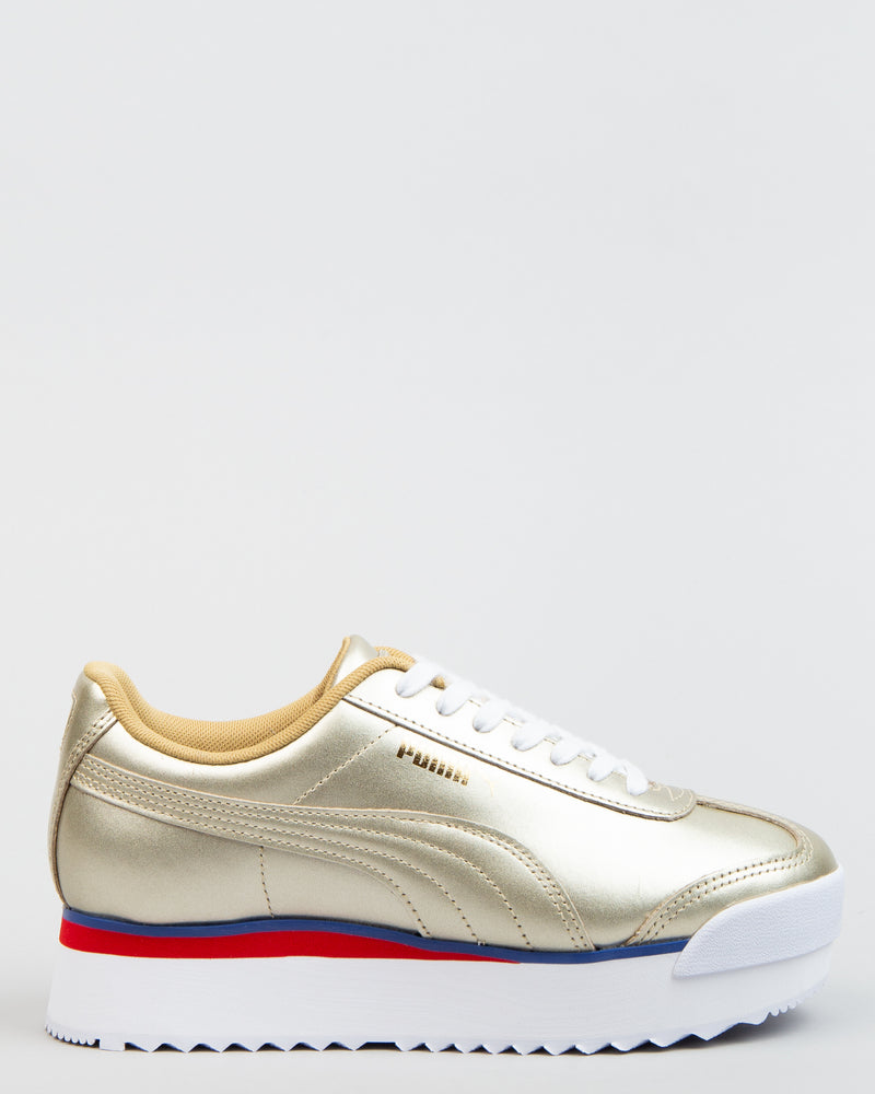 WMNS Roma Amor Mix Metal White/Gold