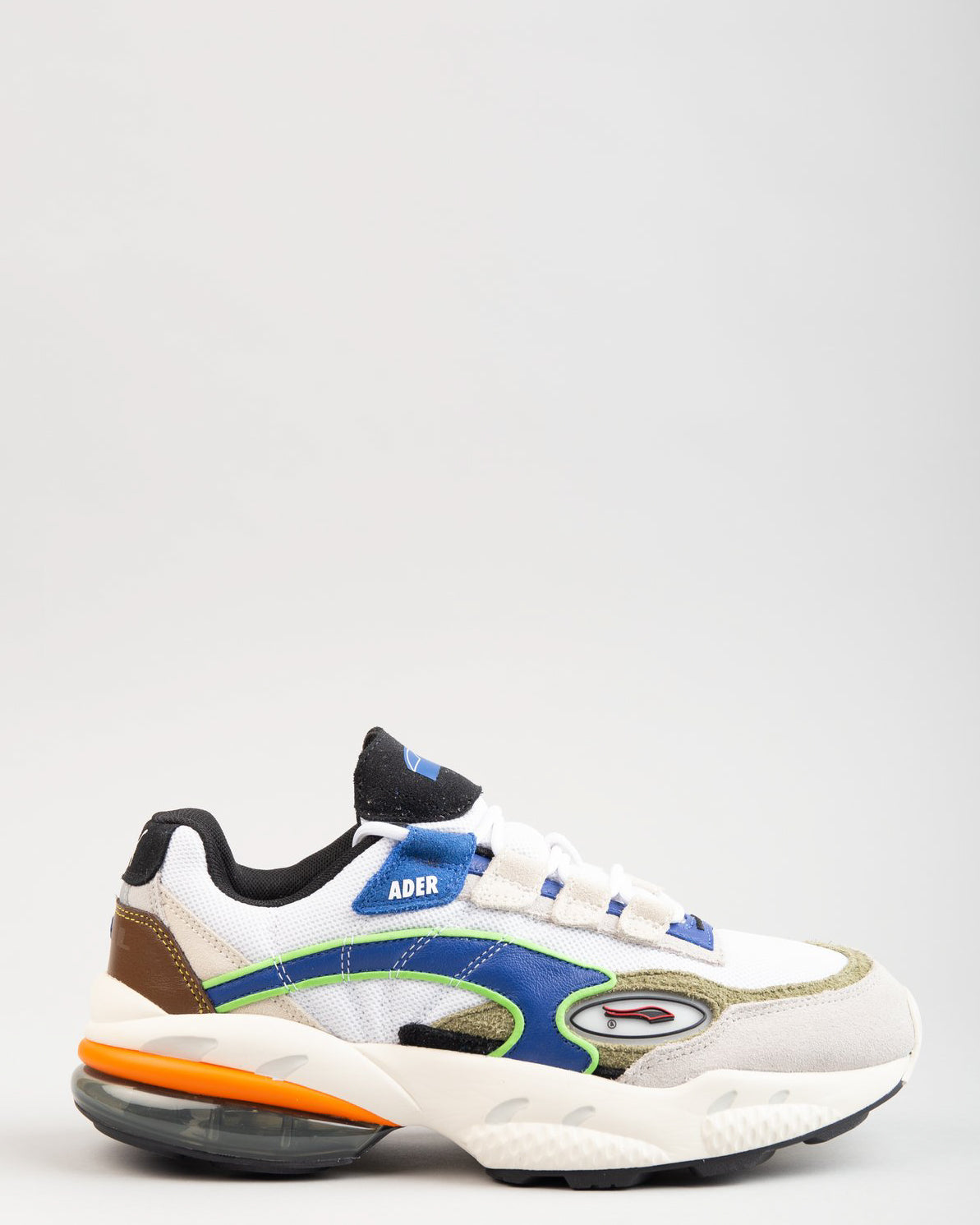 ADER ERROR Cell Venom Puma White/Surf The Web