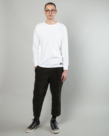 Thermal Waffle LS Tee White 2