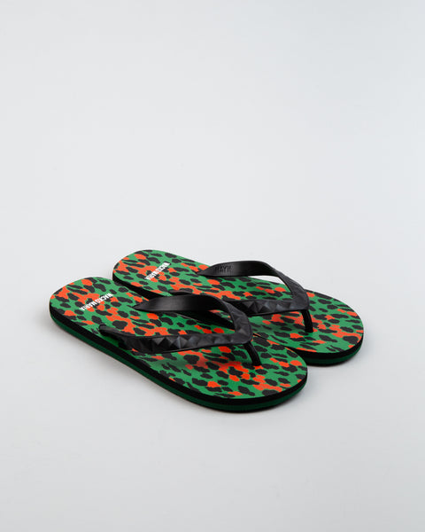HAYN Beach Sandals Green