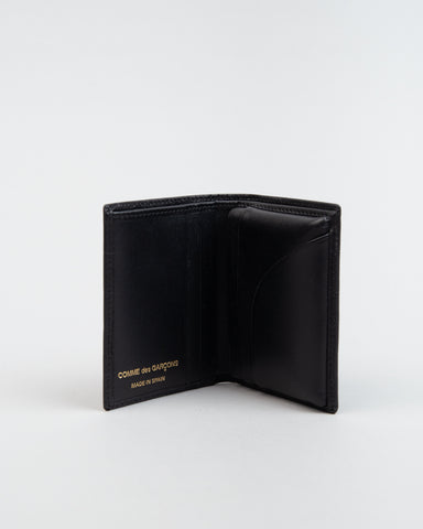 SA0641BK Brick Line Wallet Black