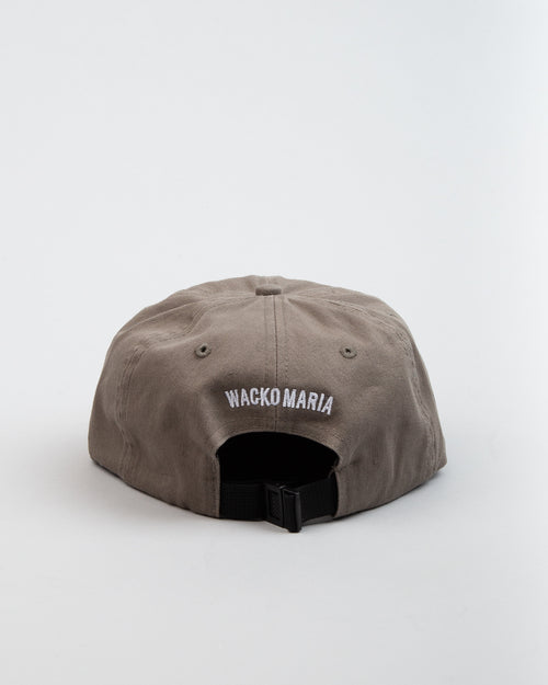 6-Panel Cap (TYPE-2) Khaki 2
