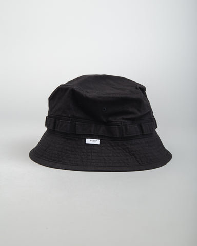 Jungle Hat Black