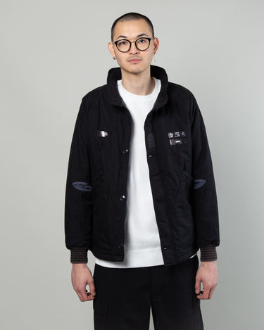 Field Liner Jacket Black 1