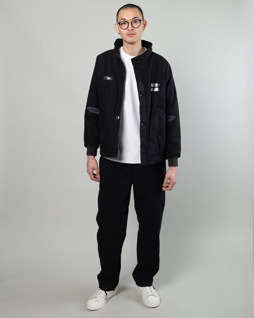 Field Liner Jacket Black 2