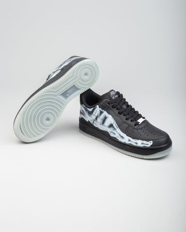 Air Force 1 '07 Skeleton Black/Black/Black