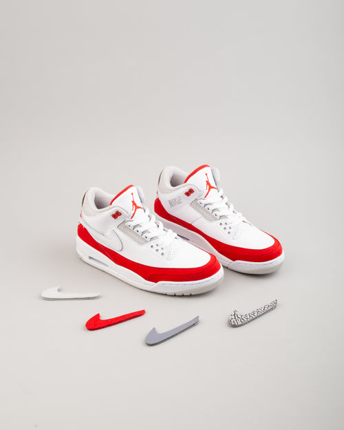 Air Jordan 3 Retro TH SP White/University Red/Neutral Grey 2