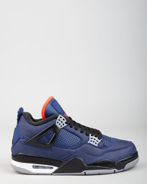 Air Jordan 4 Retro WNTR Loyal Blue/Black/White