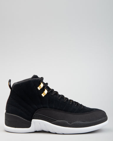 Air Jordan 12 Retro Black/Black/White