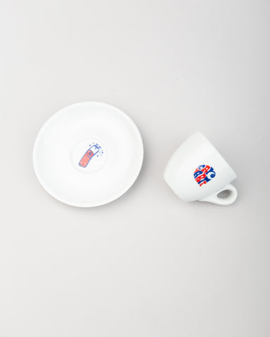Clearwater Espresso Set White