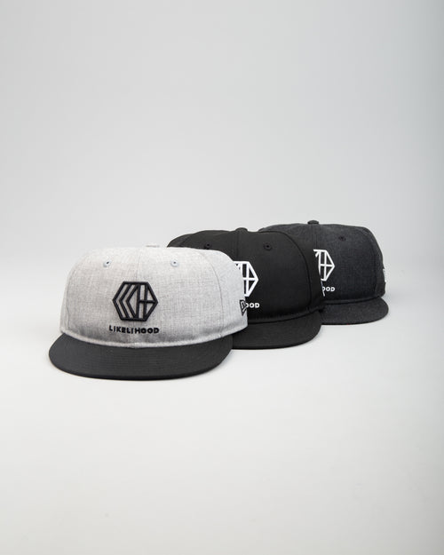 New Era Logo Strapback Hat 1