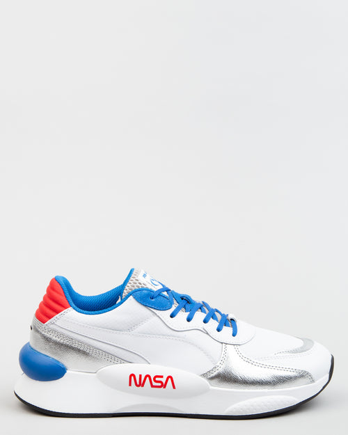 RS 9.8 Space Agency White/Silver 1