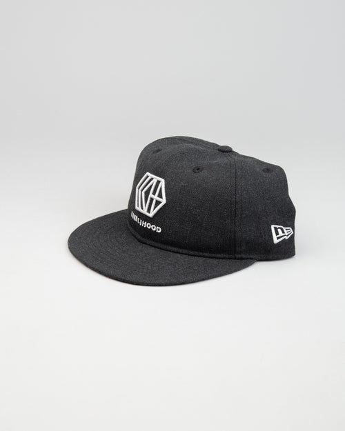 New Era Logo Strapback Hat 2