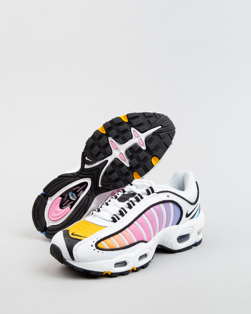 W Air Max Tailwind IV White/Black/University Blue 2