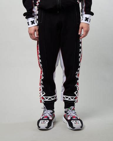 JAHNKOY Pants Black