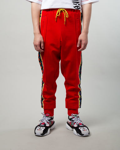 JAHNKOY Pants Red
