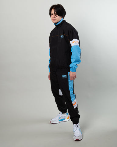 Tetris Track Jacket Black