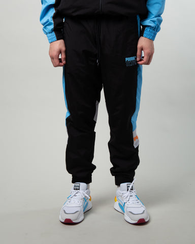 Tetris Track Pants Black