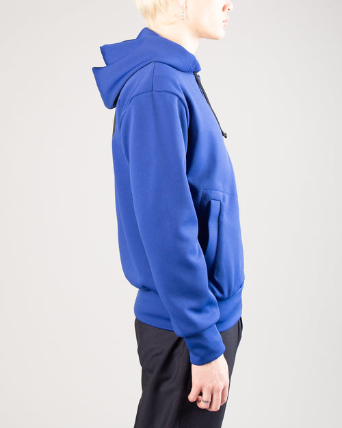 PLAY Big Heart Zip Hoodie Blue 2