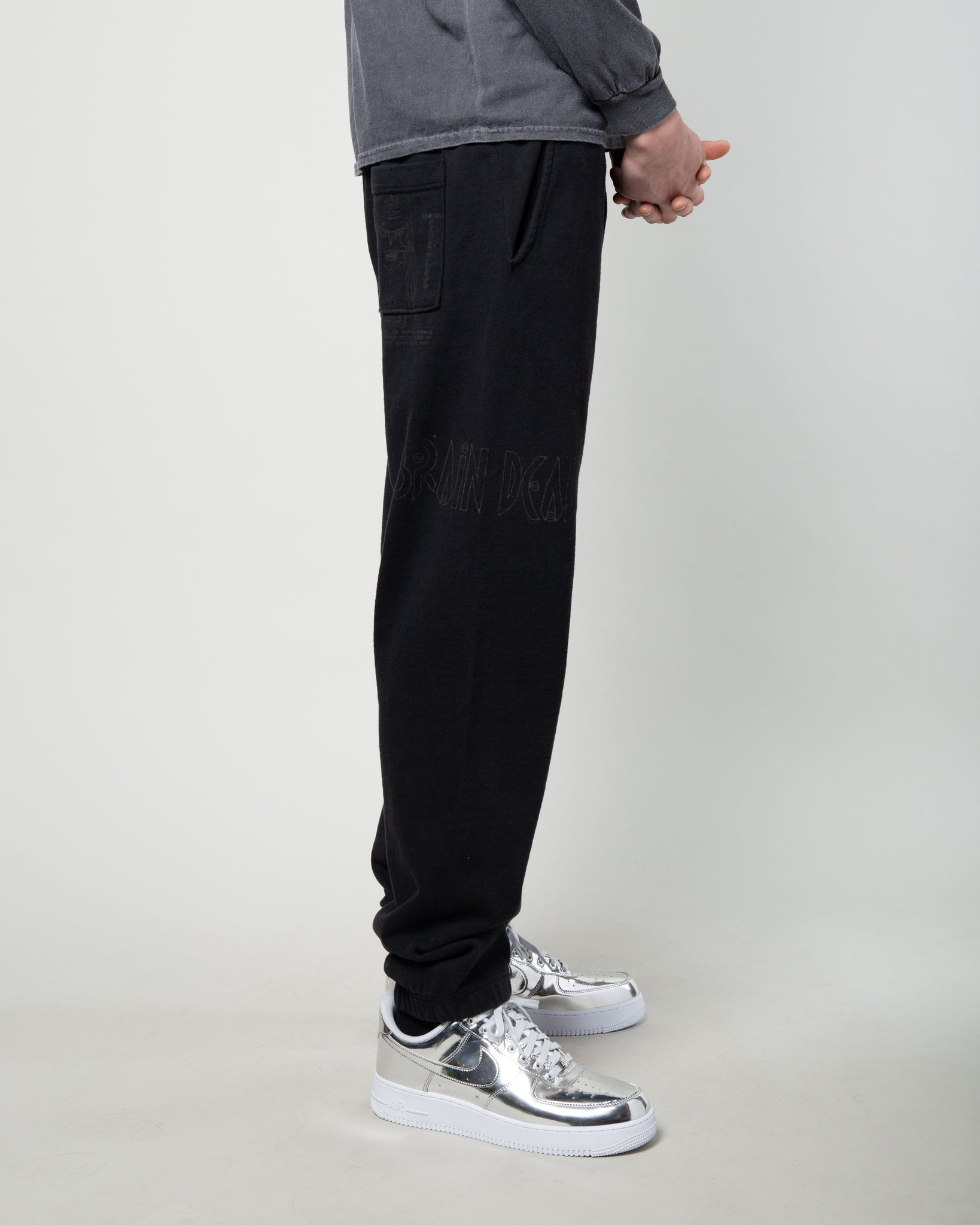 Matt Locke Sweatpant Black